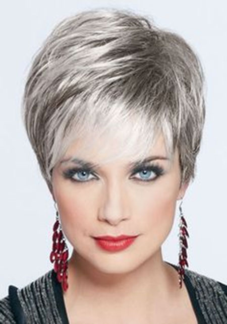 20 Cute Colors for Short Hair_12