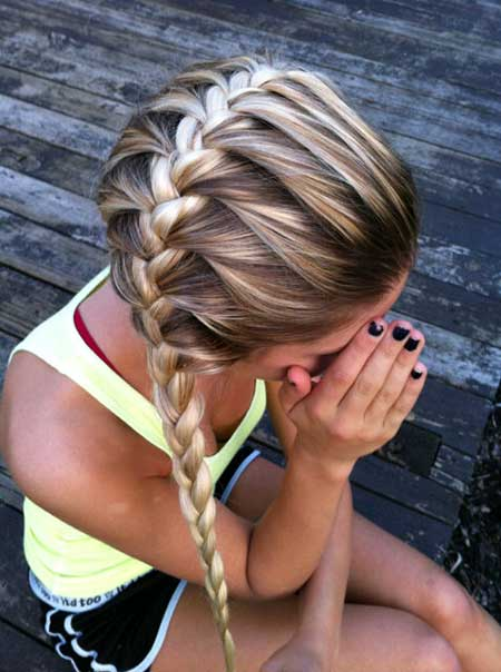 15 Beautiful Braided Hairstyles_5