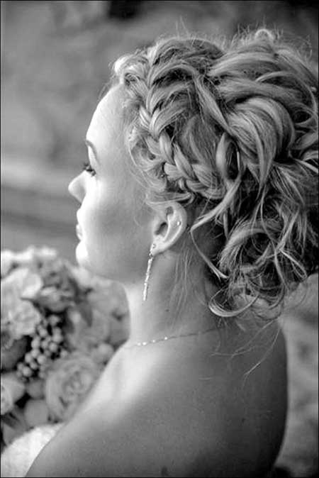 15 Bridal Hair Ideas_11