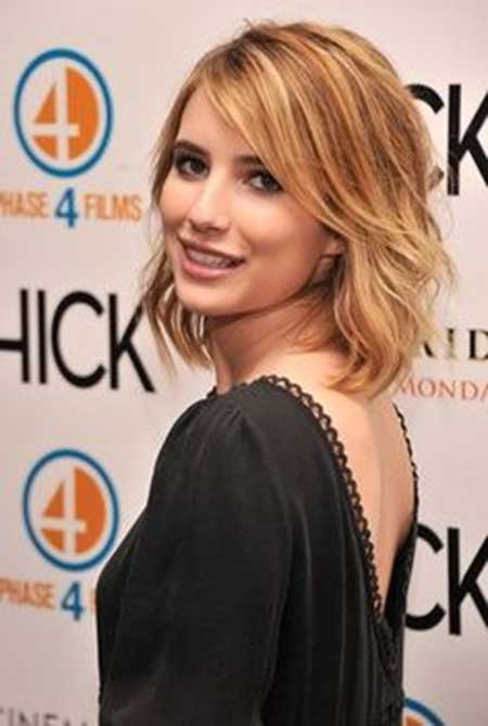 Superb 15 Lovely Long Bob Hairstyles Hairstyles Amp Haircuts 2016 2017 Hairstyle Inspiration Daily Dogsangcom