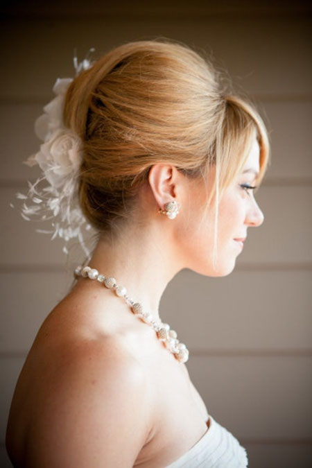 19 Hairstyles for Brides_1