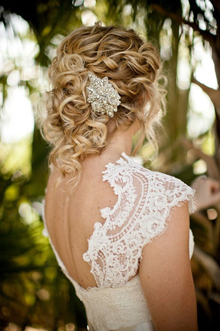 19 Hairstyles for Brides_14