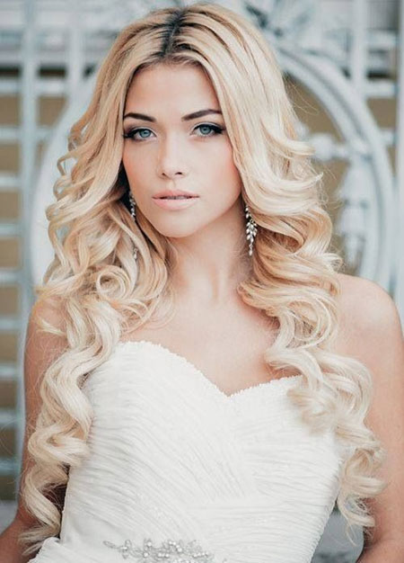 19 Hairstyles for Brides_6