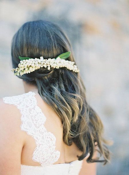 19 Hairstyles for Brides_8