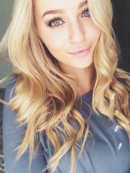24 Pretty and Lovely Blonde Hairstyles_1