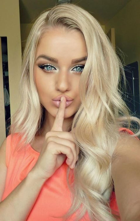 Cool 24 Pretty And Lovely Blonde Hairstyles Hairstyles Amp Haircuts Hairstyle Inspiration Daily Dogsangcom