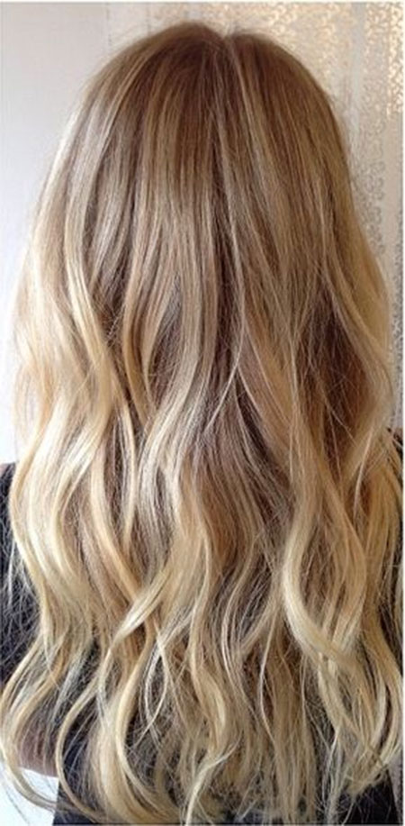 24 Pretty and Lovely Blonde Hairstyles_8