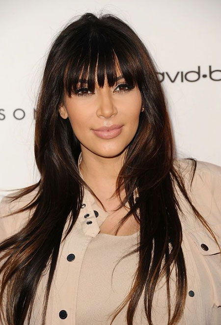 25 Top Lovely Bangs_14