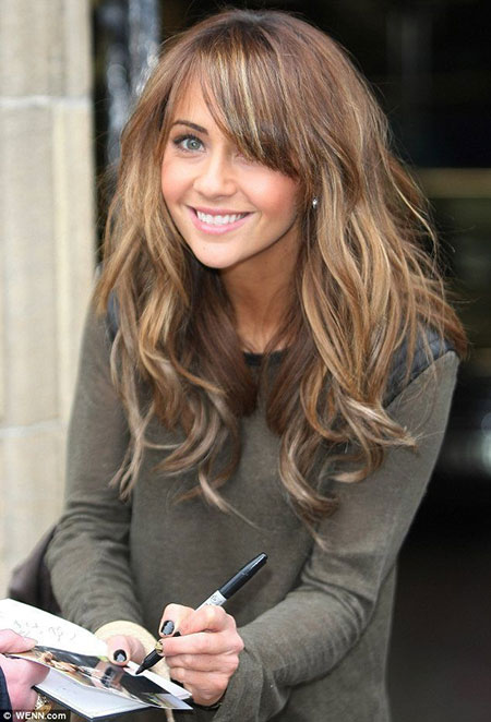 Remarkable 25 Top Lovely Bangs Hairstyles Amp Haircuts 2016 2017 Short Hairstyles For Black Women Fulllsitofus