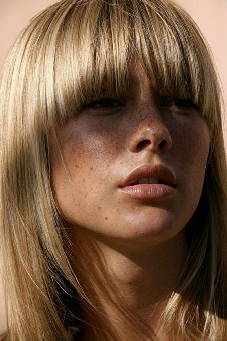 25 Top Lovely Bangs Hairstyles Amp Haircuts 2016 2017