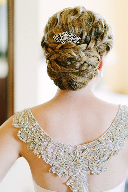 29 Cutest Wedding Hairstyles_8