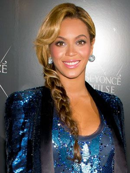 Beyonce Cute Braid Hair