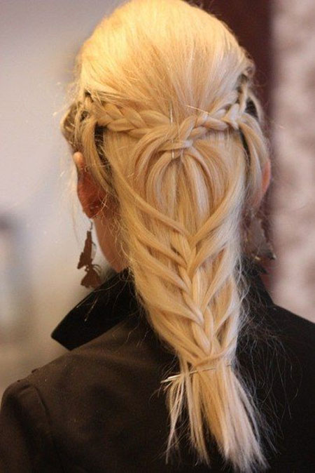 Braids for Long Hair