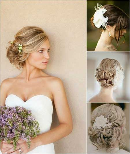 Tremendous Bridal Hairstyles 2013 2014 Hairstyles Amp Haircuts 2016 2017 Hairstyle Inspiration Daily Dogsangcom