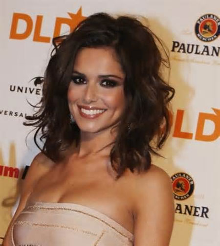 Cheryl Cole Cute Hair
