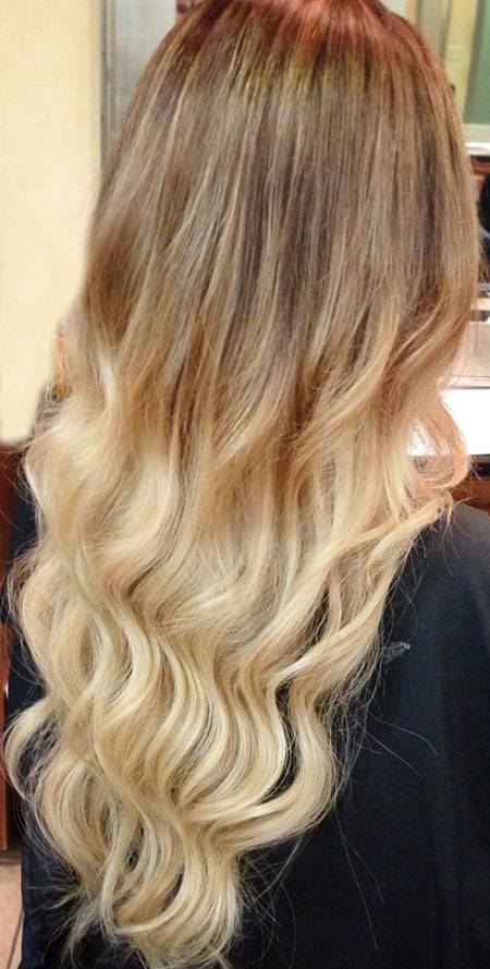Nice Ombre Hair Color Ideas_10