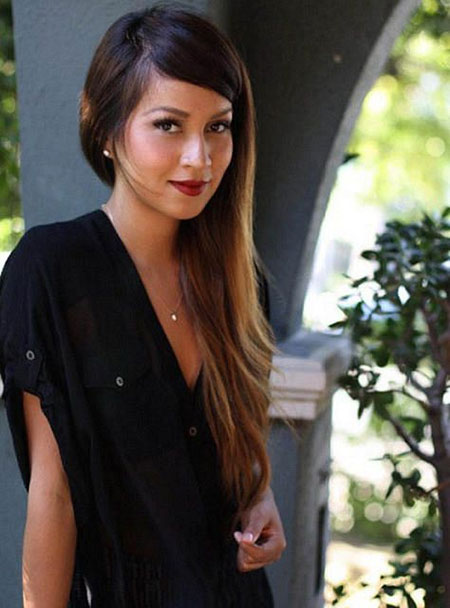 Nice Ombre Hair Color Ideas_11