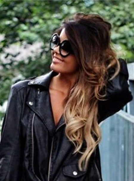 Incredible Pictures Of Brown And Blonde Ombre Hair Best Image Hair 2017 Short Hairstyles Gunalazisus