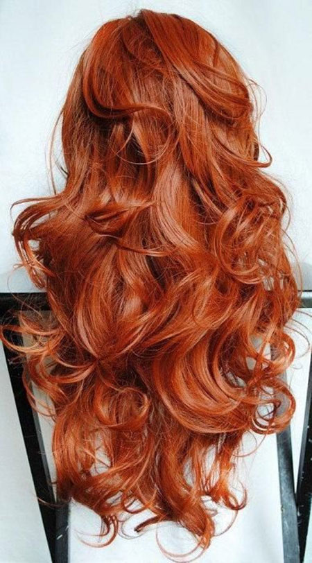 Red Hair Colors And Styles