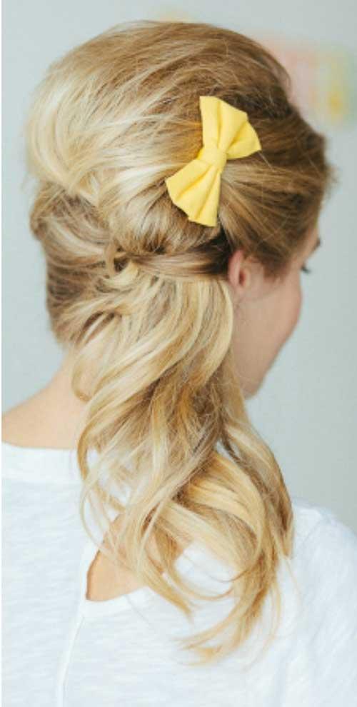 Doughnut Hairstyle