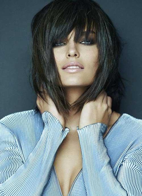 Alyssa Miller Hairstyle
