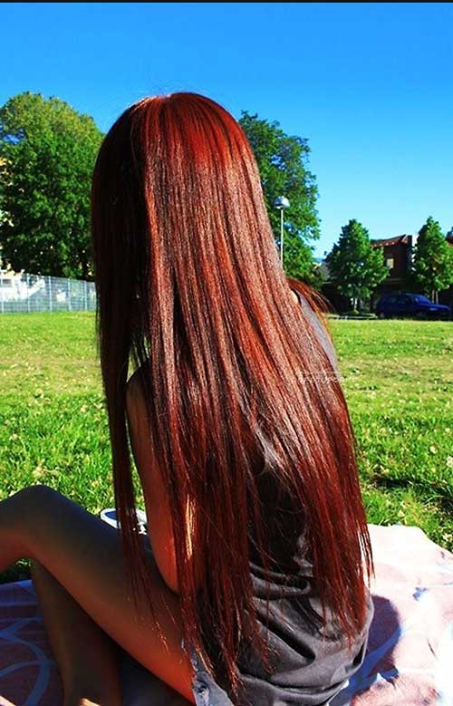 Hairstyles for Long Straight Fine Hair