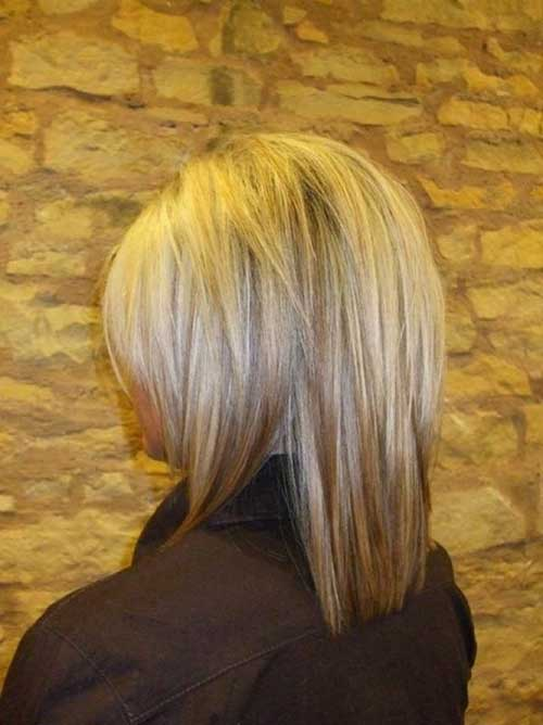 Hairstyle for Fine Straight Hairdo