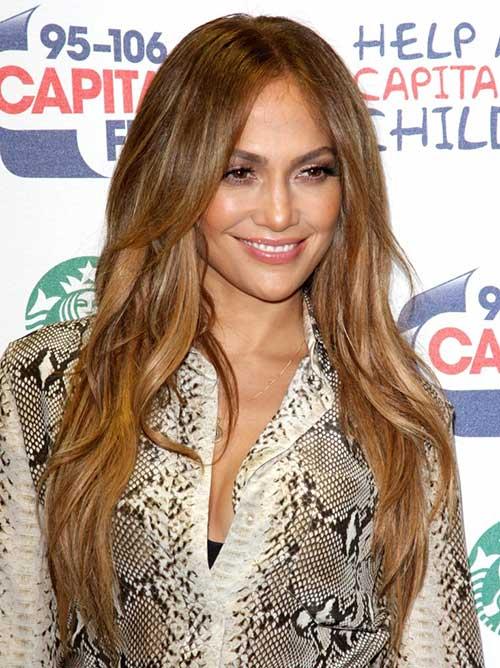 Jennifer Lopez Haircut Style