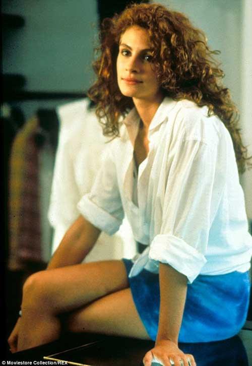 Julia Roberts Hairstyle