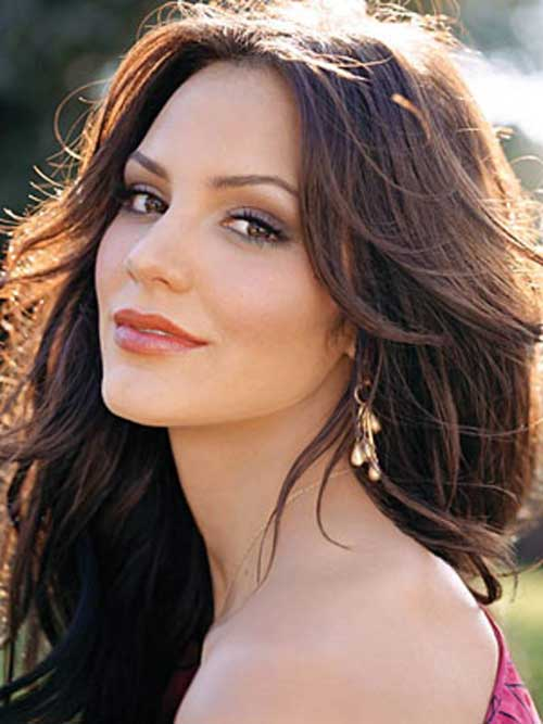 Katharine McPhee Haircuts for Women