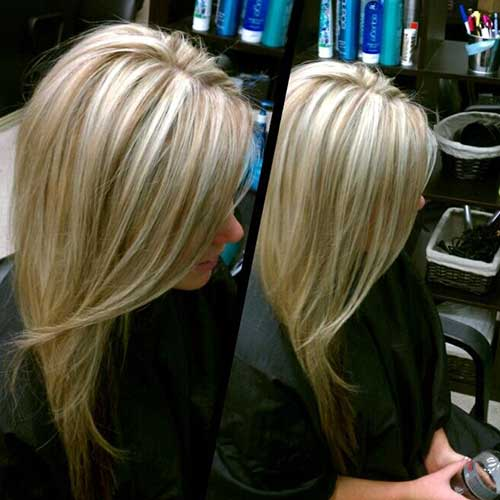 Long Blonde Hairstyles