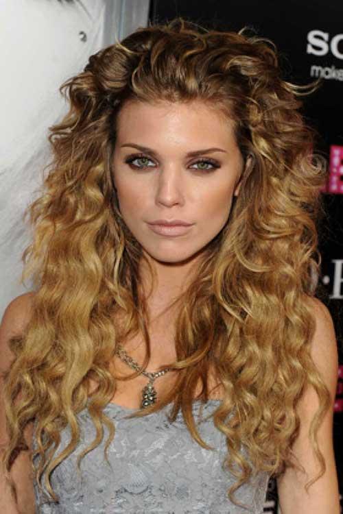 Surprising 20 Hair Cut For Curly Hair Hairstyles Amp Haircuts 2016 2017 Hairstyles For Women Draintrainus