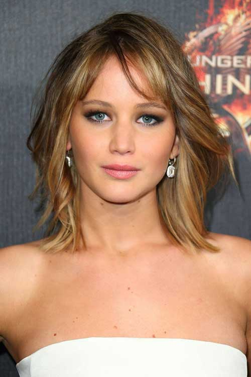 Coolest Medium Short Hairstyles With Layers