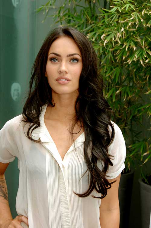 Will know, Megan fox hair pity