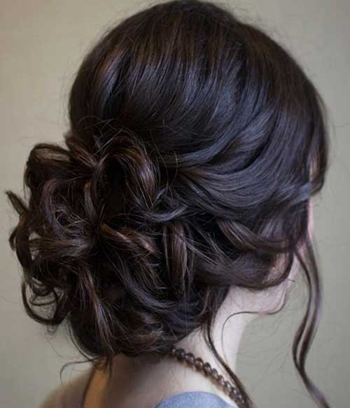 Astounding 15 Best Prom Hairstyles Hairstyles Amp Haircuts 2016 2017 Short Hairstyles For Black Women Fulllsitofus