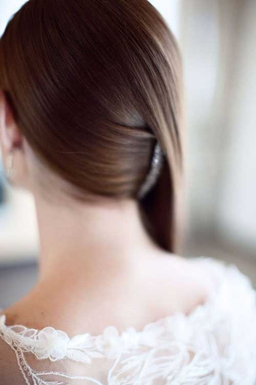 Beautiful Straight Hairstyle