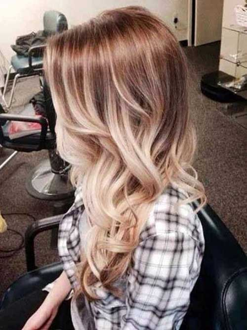 2015 Summer Hair Color Trends