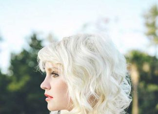 Short Curly Wedding Hair