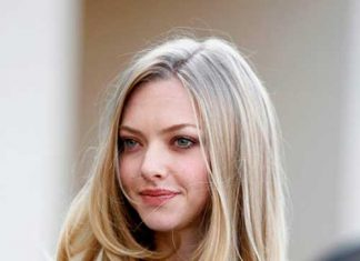 Amanda Seyfried Layered Cuts