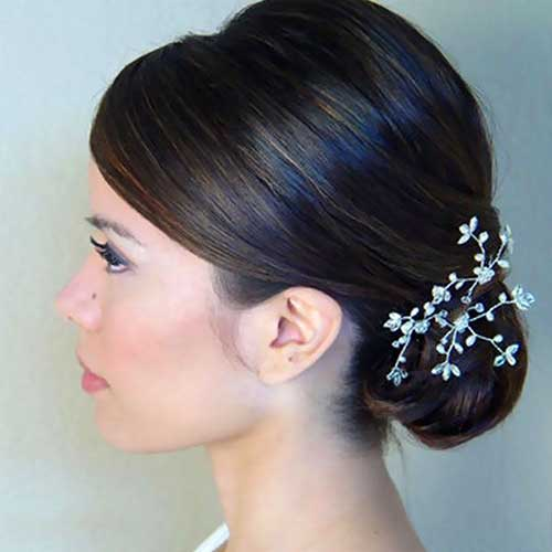 Best Asian Updo Hairstyles