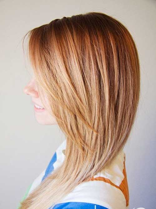 Beauty Layered Hairstyles