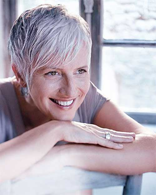 Beauty Short Pixie Hair Cuts