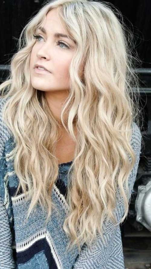 Beautiful Best Layered Cuts for Long Hair
