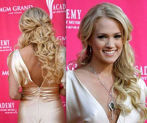 The Best and Stunning Prom Hairstyles for Long Hair