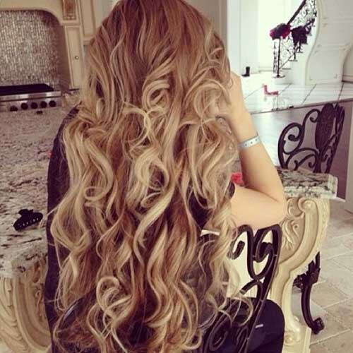 40 blonde and dark brown hair color ideas hairstyles haircuts blonde curly hair dye on dark brown hairstyle pmusecretfo Image collections