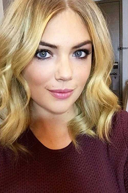 Strange 25 Latest Medium Hairstyles For Wavy Hair Hairstyles Amp Haircuts Hairstyle Inspiration Daily Dogsangcom