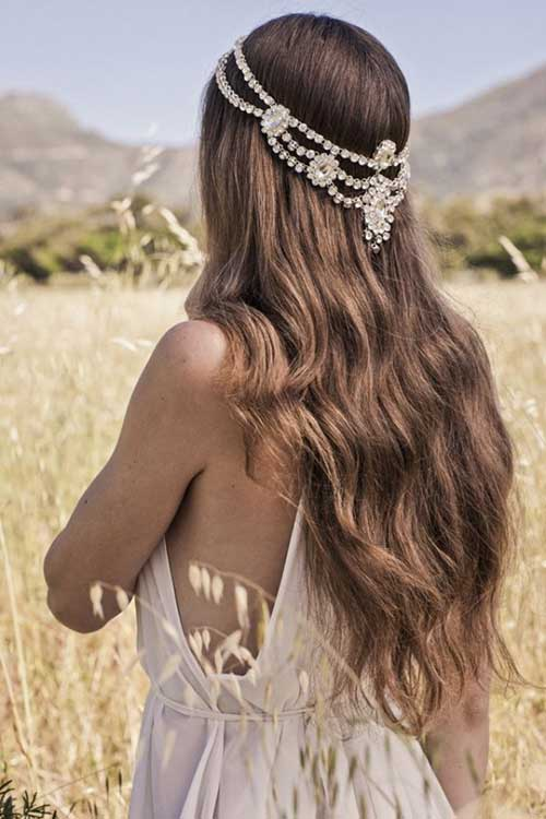Best Boho Wedding Headpiece