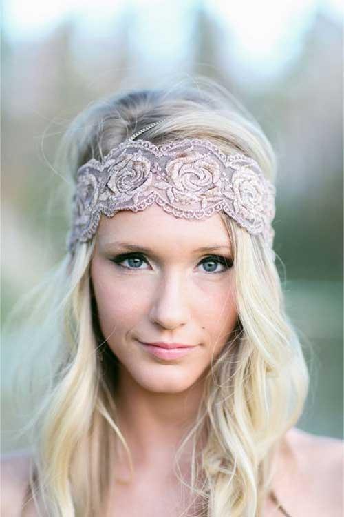 Best Bridal Bohemian Headpieces