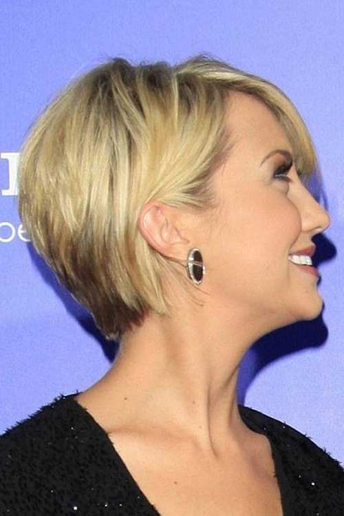 Best Chelsea Kane Short Layered Pixie Bob