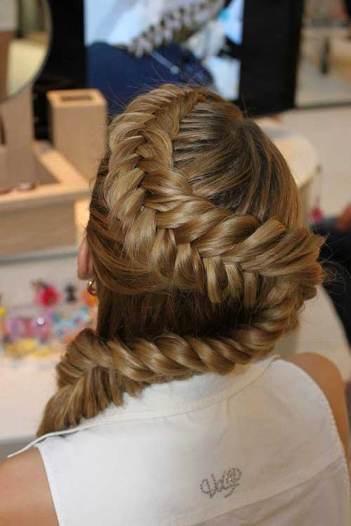 Cool Braided Hairstyles for girls